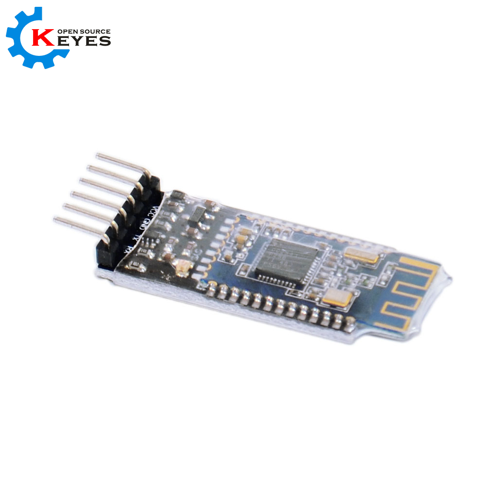 Establishing Serial Communication With Hm 10 Bluetooth Module Here Http Arduinoinfowikispacescom Popularics Scroll Down Look Closely On The Left Near Txd Pin For A Tiny 6 Smd Chip