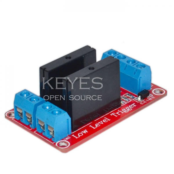 AC Solid State Relay 2Channel