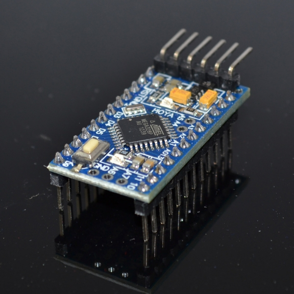 ATmega328PB Xplained Mini - Microchip Technology